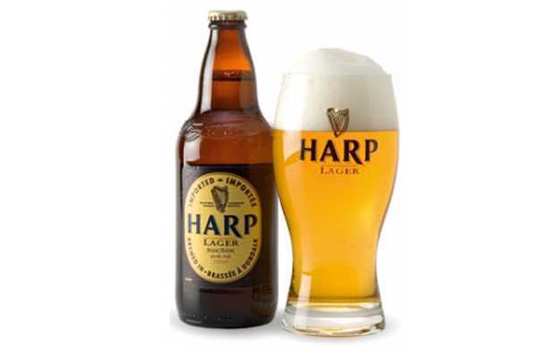 Harp Lager - KeenBeer