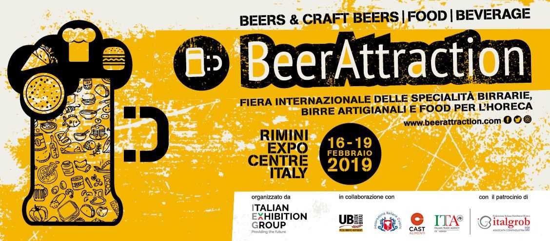 BEER ATTRACTION is the international exhibition dedicated
